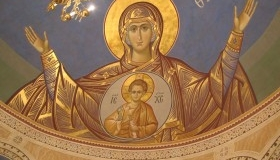 Храм иконы Богородицы Знамение при 1-й ГКБ им.Пирогова